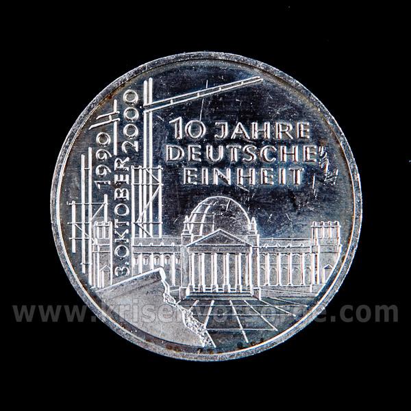 10 Dm Münzen Münzen Wert Krisenvorsorge