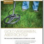Cover Goldreporter_Gold vergraben+