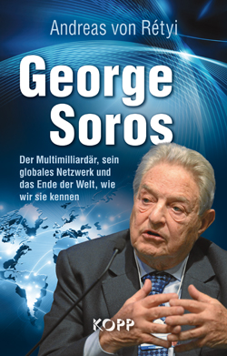 Cover Soros der Multimilliardär