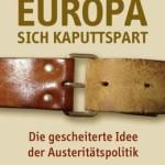 Buch Wie Europa sich kaputtspart Mark Blyth