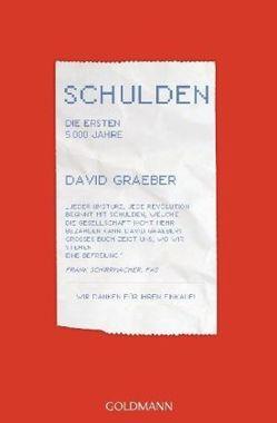 Cover Graeber die ersten 5000 Jahre